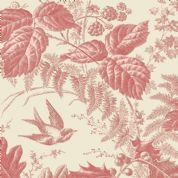 Braveheart by Makower UK - 6634 - Hedgerow Floral on Cream - 9174_RL - Cotton Fabric